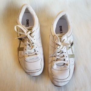 DIESEL | AVY White Sneakers